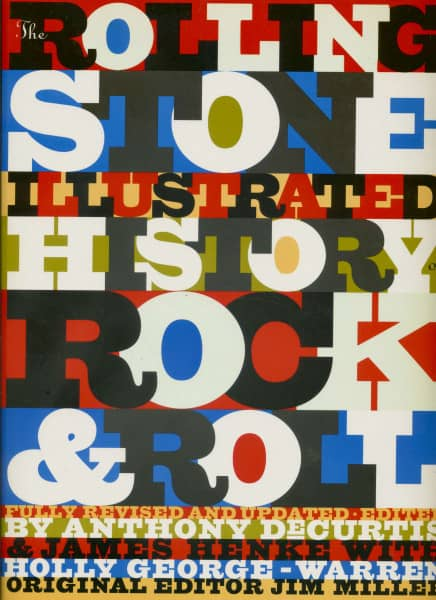 Rolling Stone' History Of Rock And Roll: The Definitive History of the Most Important Artists and Th