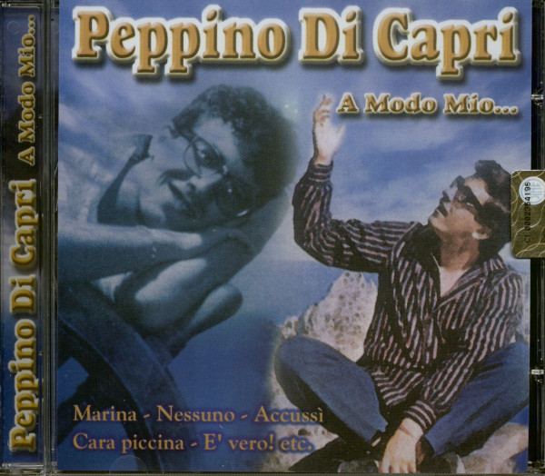 A Modo Mio (CD)