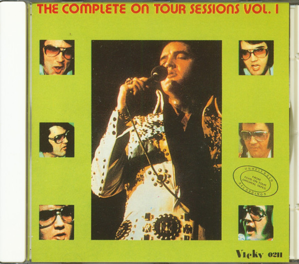 The Complete On Tour Sessions Vol.1-3 (3-CD)