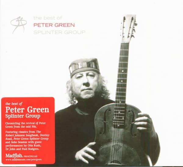 The Best Of Peter Green Splinter Group (CD)