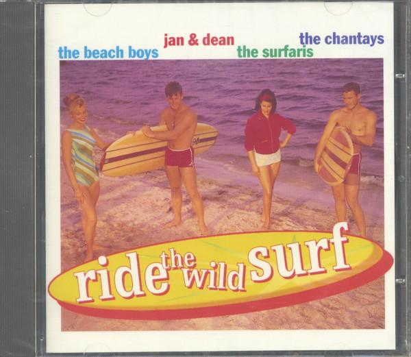 Ride The Wild Surf (CD)