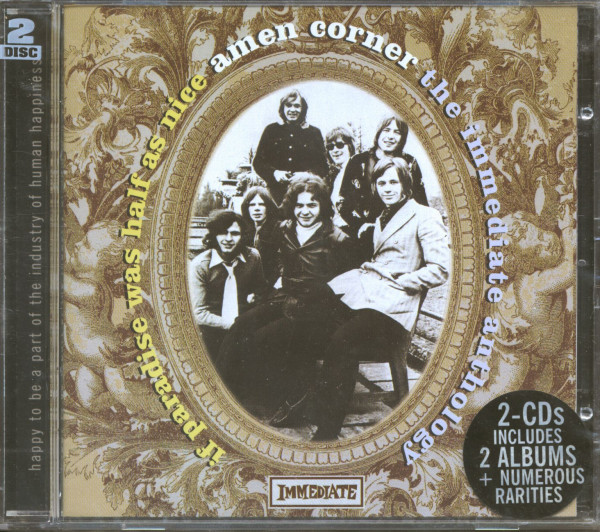 If Paradise Was Half As Nice - The Immediate Anthology (2-CD)