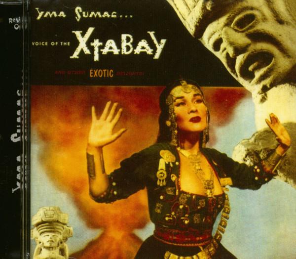 Voice Of Xtabay (CD)