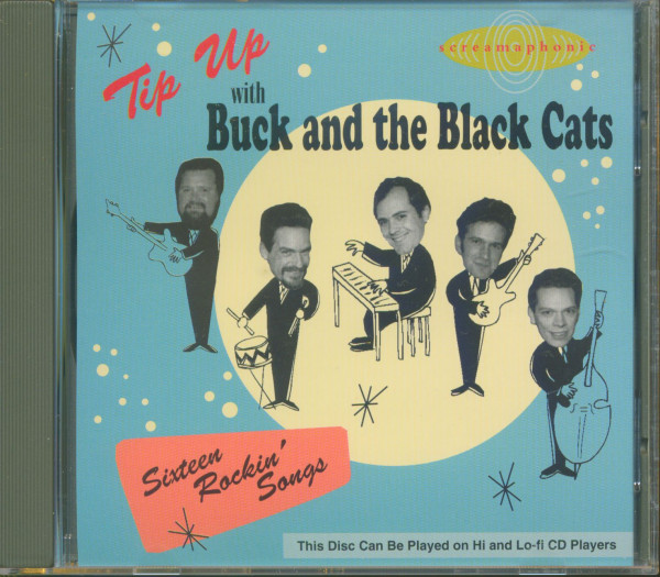 Tip Up (CD)