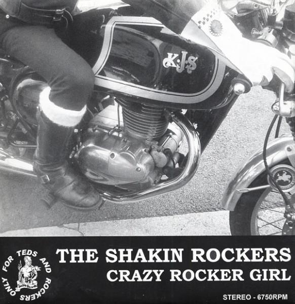 Crazy Rocker Girl 33rpm, EP