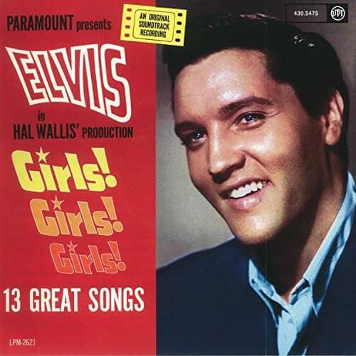 Girls! Girls! Girls! - Alternate (LP, 180g Vinyl, Ltd., Colored Vinyl)