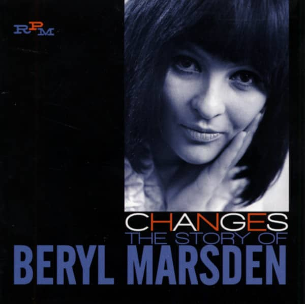 Changes - The Story Of Beryl Marsden (1963-2011)