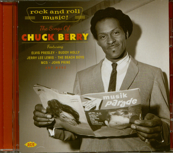 Rock And Roll Music! - The Songs Of Chuck Berry (CD)