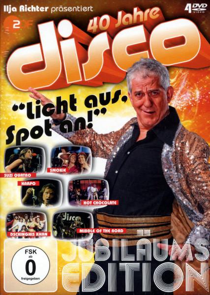 Disco - 40 Jahre Jubiläums Edition (4-DVD)