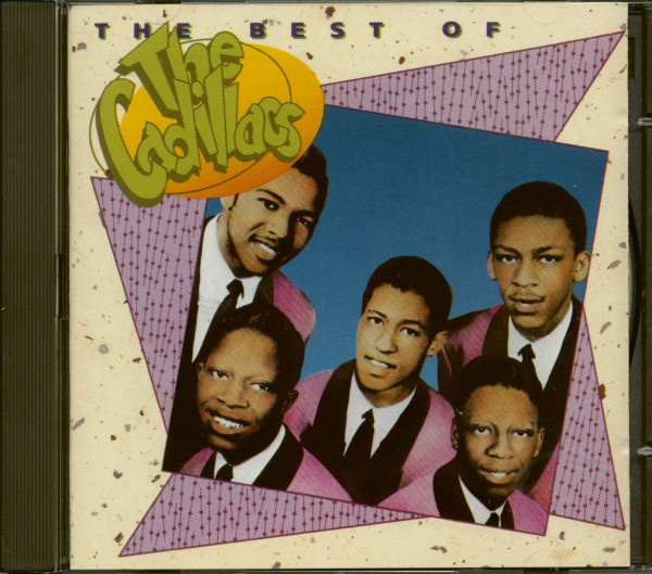 The Best Of The Cadillacs (CD)
