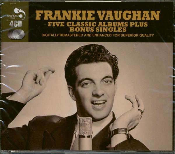 Five Classic Albums Plus Bonus Singles (4-CD)