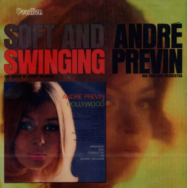 André Previn In Hollywood & Soft And Swinging