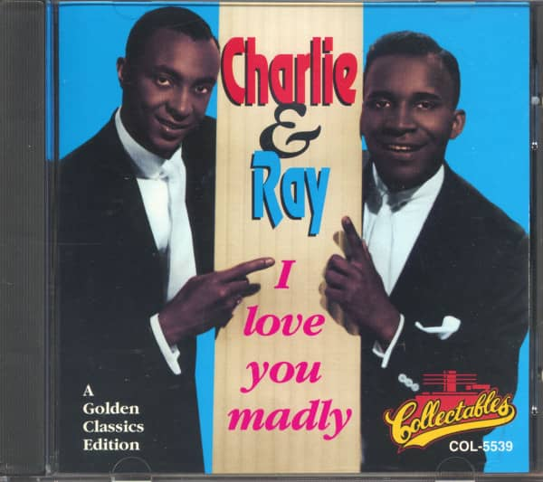 I Love You Madly (CD)