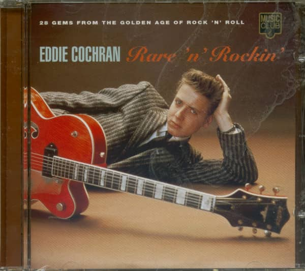 Rare & Rockin' (CD)