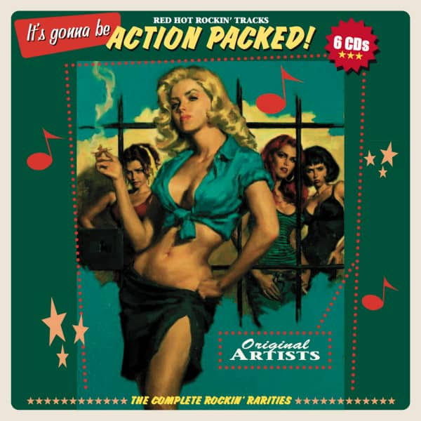 It's Gonna Be Action Packed (6-CD)