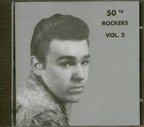 50's Rockers Vol.2 (CD)