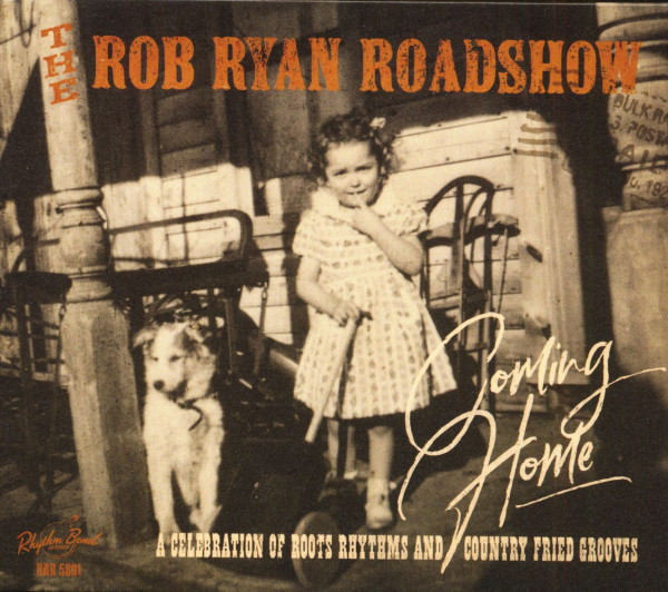 Coming Home (CD)