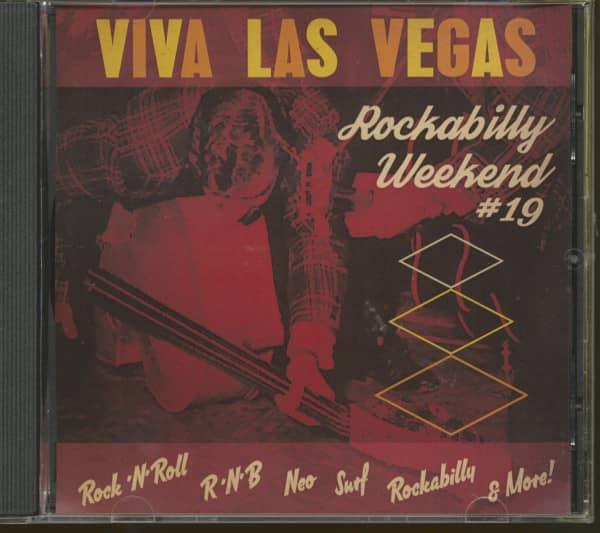 Viva Las Vegas No. 19 (CD)
