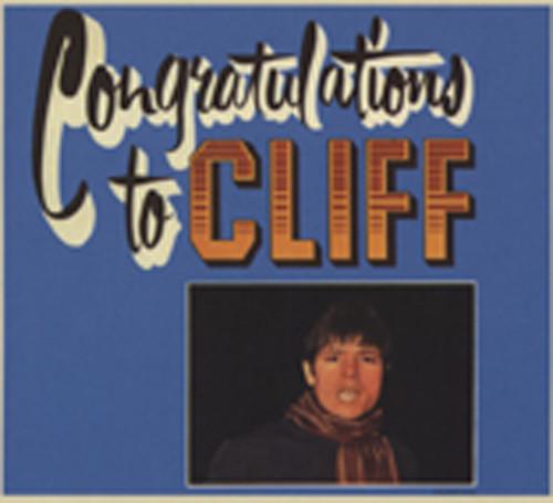 Congratulations To Cliff...plus (2-CD)