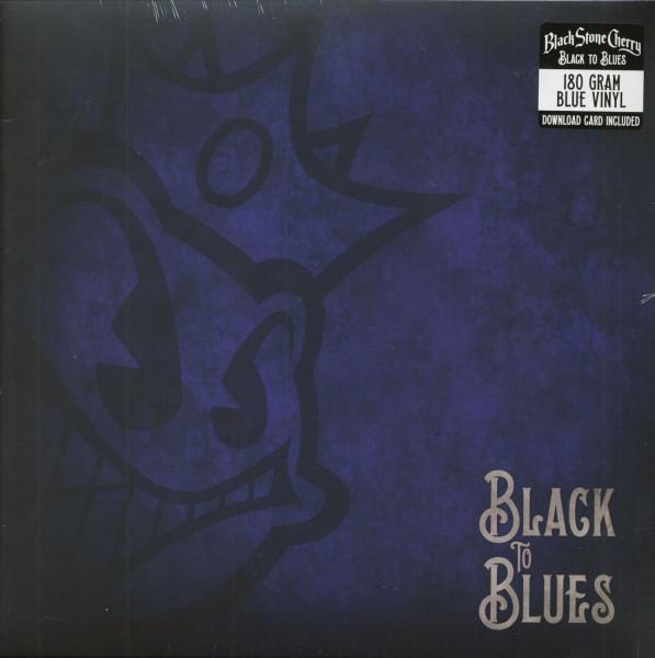 Black To Blues (12inch EP, 180g Blue Vinyl)