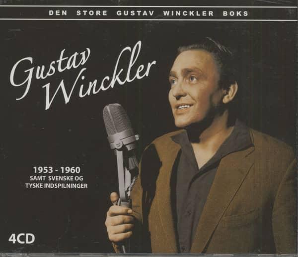 Gustav Winckler 1953-1960 (4-CD)
