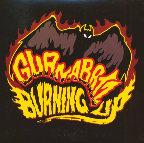 Burning Up (Double-45rpm, Red Vinyl, Limited Numbered Deluxe Edition)