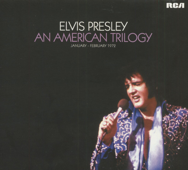 An American Trilogy - January - February 1972