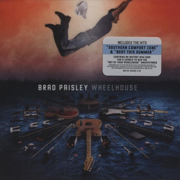Wheelhouse (2013)