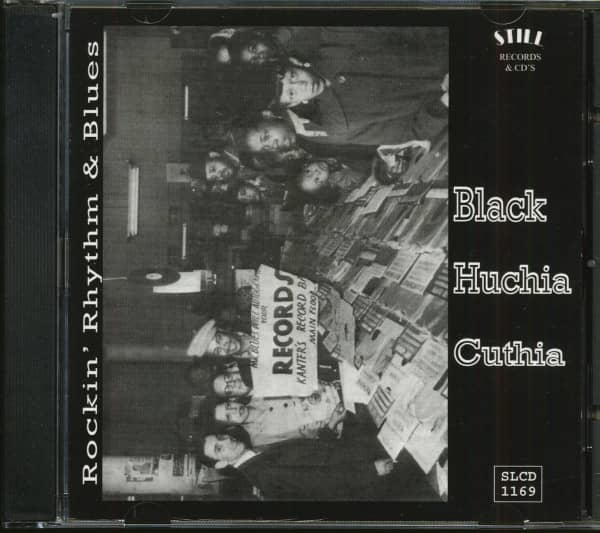 Black Huchia Cuthia (CD)