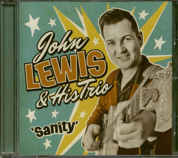 John Lewis & His Trio - Sanity (CD)