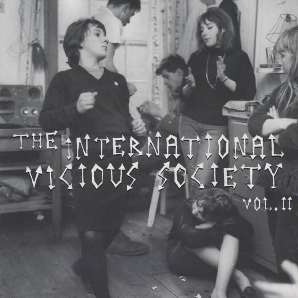 The International Vicious Society Vol. 2