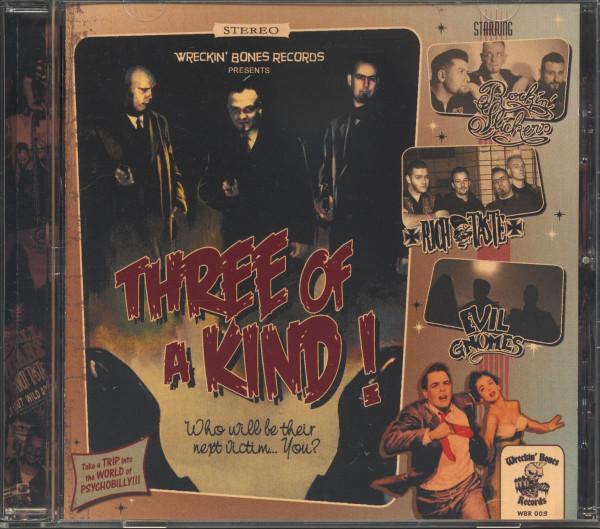 Three Of A Kind! (CD, Ltd.)