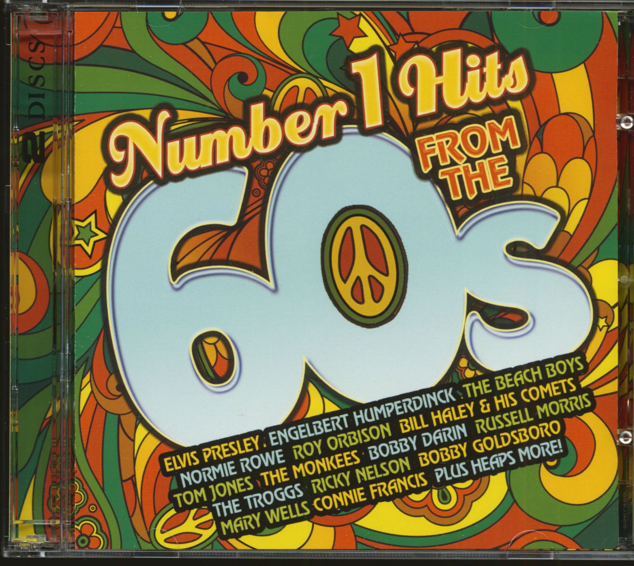 Various - Number 1 Hits From The 60s (2-CD)