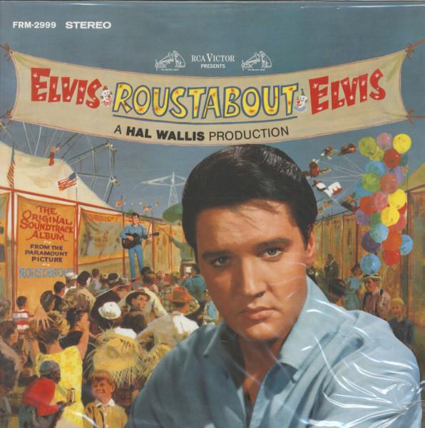 Roustabout (LP, 180g Vinyl, Ltd. Deluxe Edition)