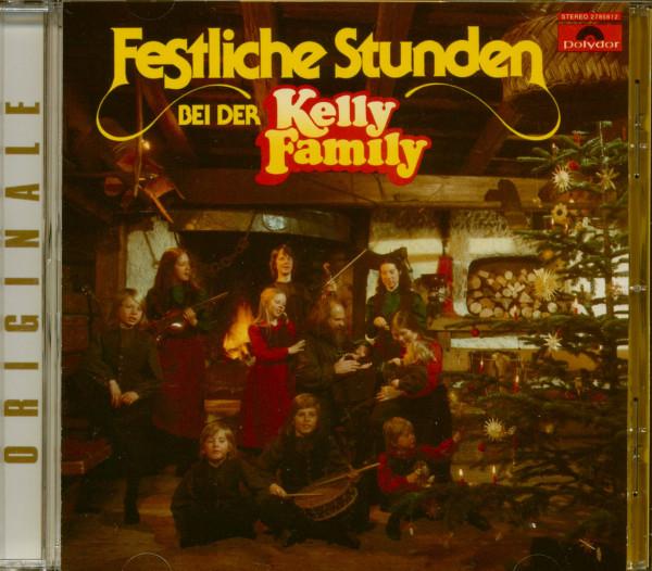 Festliche Stunden Bei Der Kelly Family (CD)