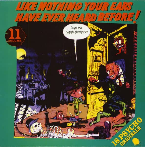 Like Nothing Your Ears Have Ever Heard Before Vol.11 (LP)