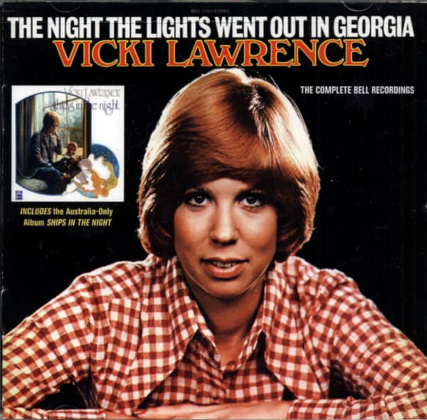 The Night The Lights Went Out In Georgia...plus