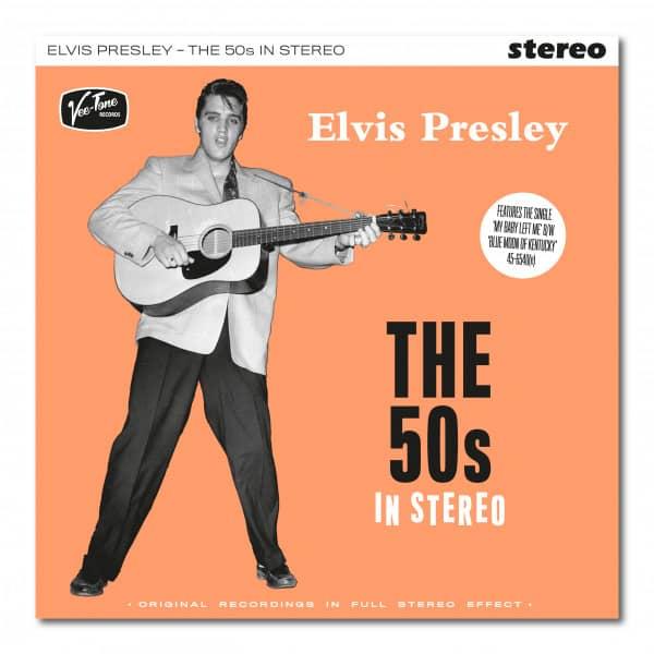 The 50s In Stereo - Neophonic Stereo (LP, Orange Vinyl, Ltd.)