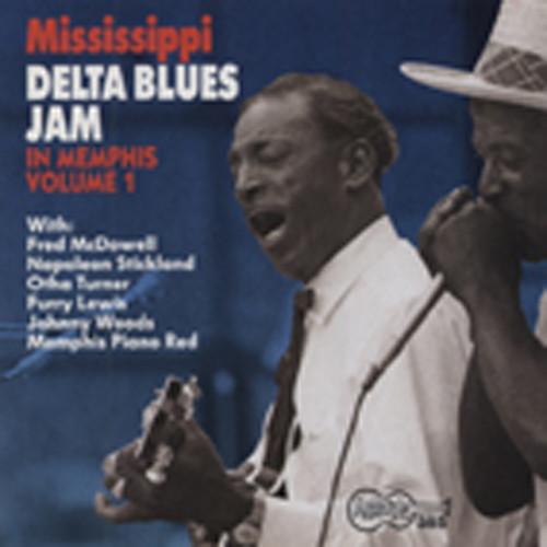 Memphis Blues Jam Vol.1