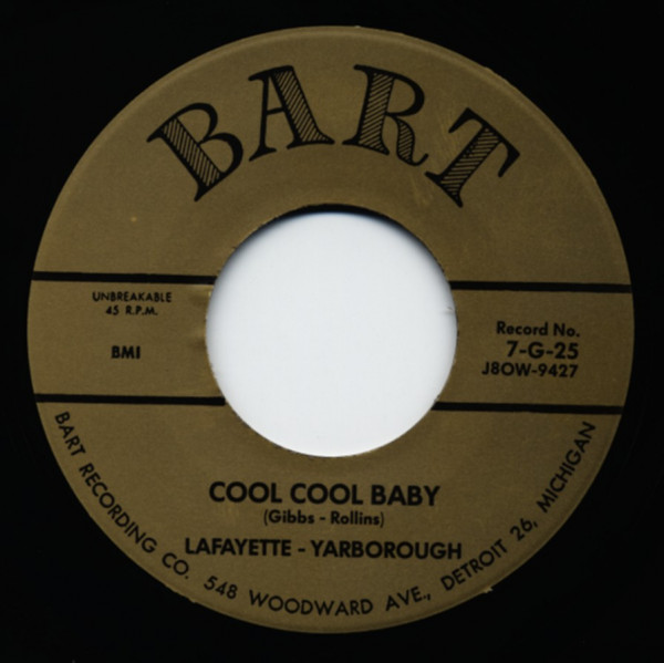 Cool Cool Baby - Livin' Doll (7inch, 45rpm)