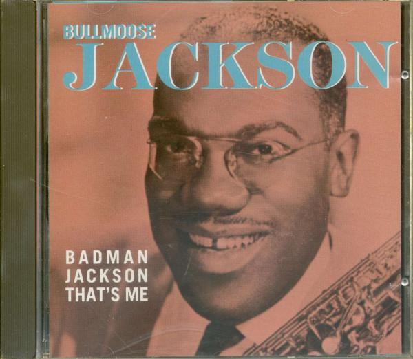 Badman Jackson, That´s Me (CD)