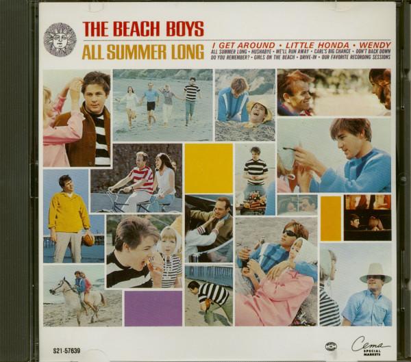 All Summer Long (CD)