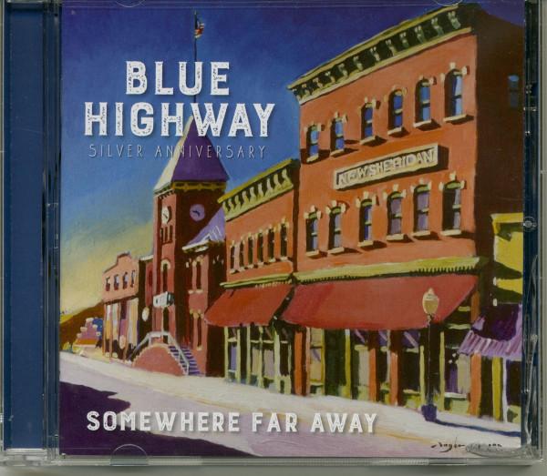 Somewhere Far Away: Silver Anniversary (CD)