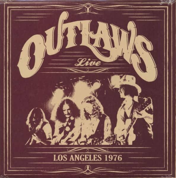 Los Angeles 1976 (LP)
