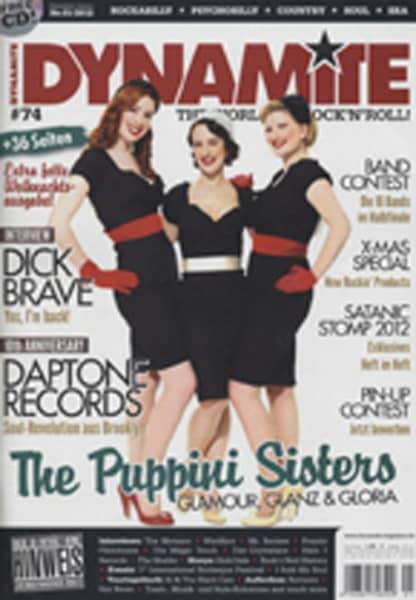 Nr.74 (2012-1) - Magazin & CD