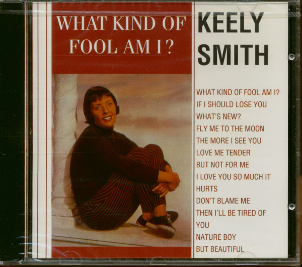 What Kind Of Fool Am I ? (CD)