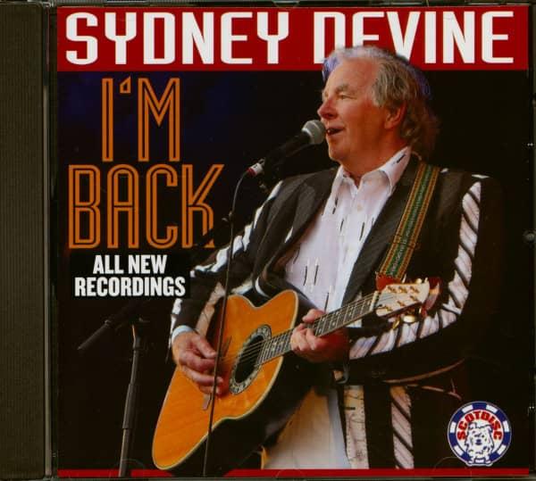 I'm Back - All New Recordings (CD)