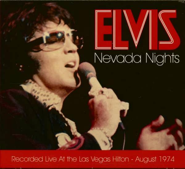 Nevada Nights 1974 (2-CD)