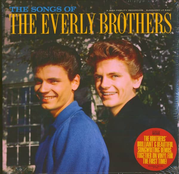 The Songs Of The Everly Brothers (2-LP)
