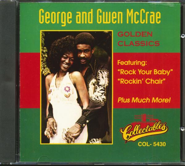 George & Gwen McRae - Golden Classics (CD)